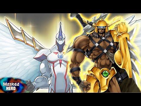Yugioh Masked Elemental Heroes [Updated Version]