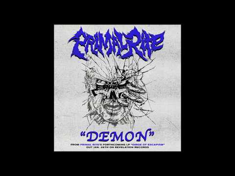 Primal Rite  - Demon  - From Dirge Of Escapism