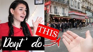 BIGGEST PARIS travel MISTAKES NOT to make | TRAVEL VLOG IV
