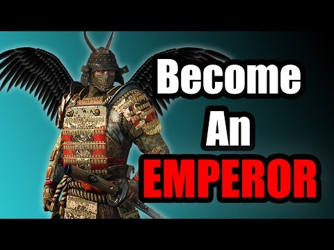 For Honor: Orochi Guide | BECOME AN EMPEROR