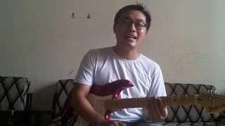 Hướng dẫn đệm guitar nâng cao. Tuyệt chiêu vòng hòa âm 2 5 1