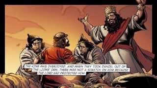 Epic: Daniel & The Lion's Den