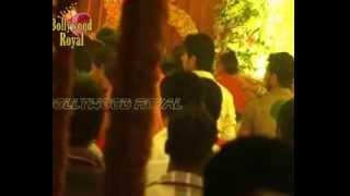 Salman Khan bids Ganpati farewell with family and ex girlfriends Sangita & Katrina- 2