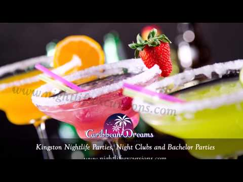 Kingston Nightlife Tours, Parties and Night Clubs