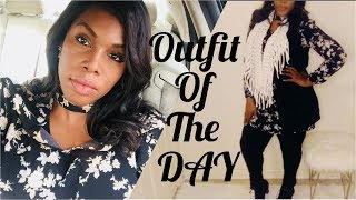 OUTFIT OF THE DAY / WHAT TO WEAR #howtostyle #workweek