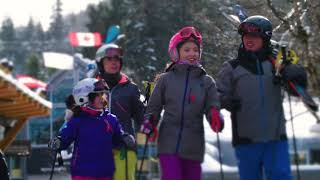 Whistler, Columbia Británica: #1 de América del Norte el centro de esquí
