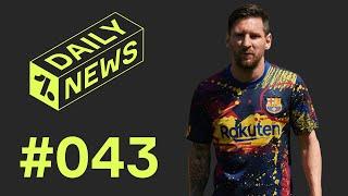 Lionel Messi will Barcelona verlassen! Hat David Wagner auf Schalke den Rückhalt verloren?