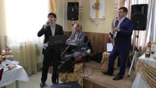 Кемран Мурадов Группа Каспий - На Грузинском свадьба в Каспийске 89637971256 фото 2016