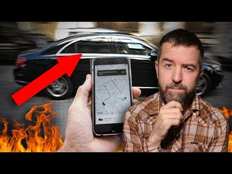 Uber To Audio Record EVERY RIDE & TRIP LOCATION! You Won't Believe How ORWELLIAN This Is Getting!!!