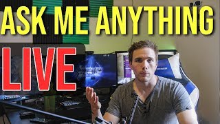 🔴 How to find a job - NOW ON TWITCH   @joshuafluke everywhere