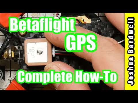Betaflight GPS Rescue Mode | COMPLETE HOW TO