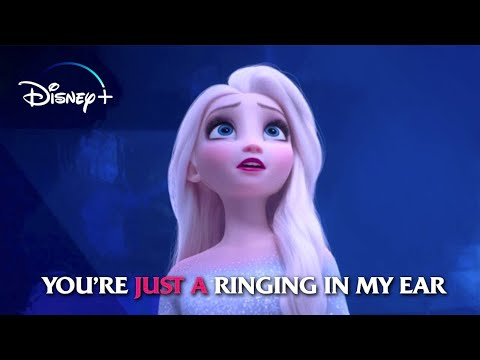 FROZEN 2 - Into the Unknown (Sing Along - Lyrics)