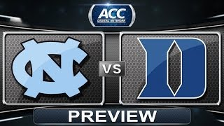North Carolina vs Duke Preview | ACC Women
