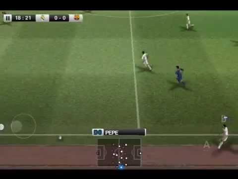 Pro Evolution Soccer 2012 -IPAD HD-