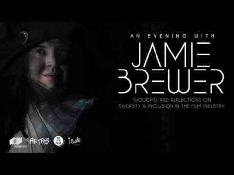 An Evening with Jamie Brewer