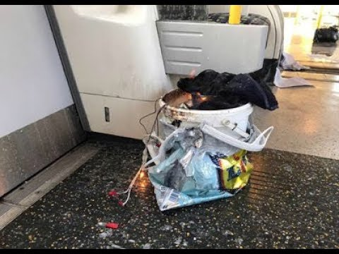 A terrorist? A bomb? Or Are Police Lying? Fake News at Parsons Green