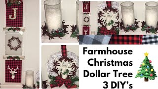 Dollar Tree Deer & Antler Ornament 3 DIY's!