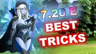 The BEST Dota 2 Tips and Tricks - 7.20 E !