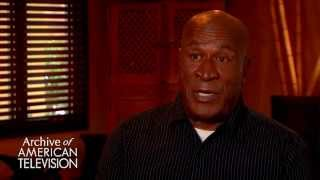 John Amos discusses getting cast on The Mary Tyler Moore Show - EMMYTVLEGENDS.ORG