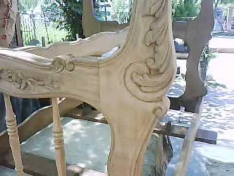 Restauraciones de muebles antes y despues youtube - Restauracion muebles vintage ...