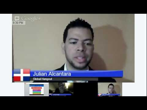 Global Hangout en Español