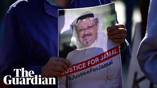'Good first step': Trump welcomes Saudi arrests in Khashoggi case
