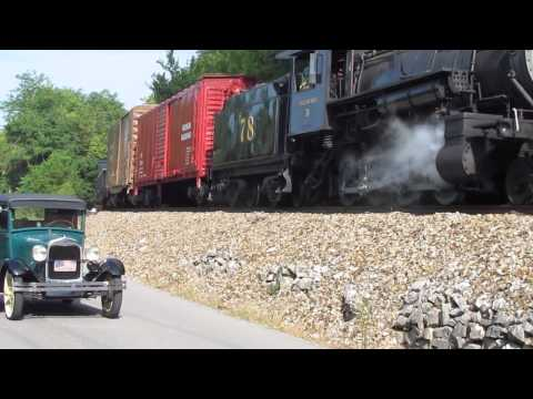 Engine No. 154 — Three Rivers Rambler