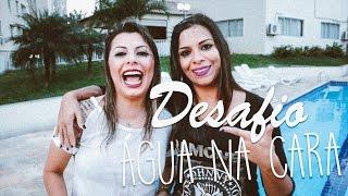 Gambar cover Desafio da ÁGUA NA CARA com Thaiane Lopes  #VEDA21