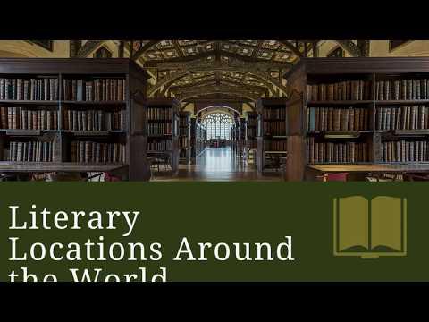 Ivana De Domenico: Literary Locations Around the World