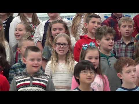 Carlinville Primary School Christmas Concert 2019
