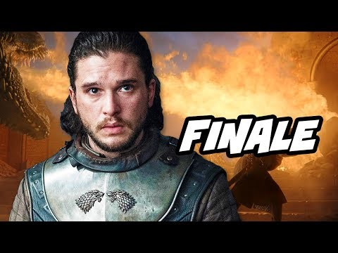 Game Of Thrones Season 8 Episode 6 Finale Ending Explained And Book Changes