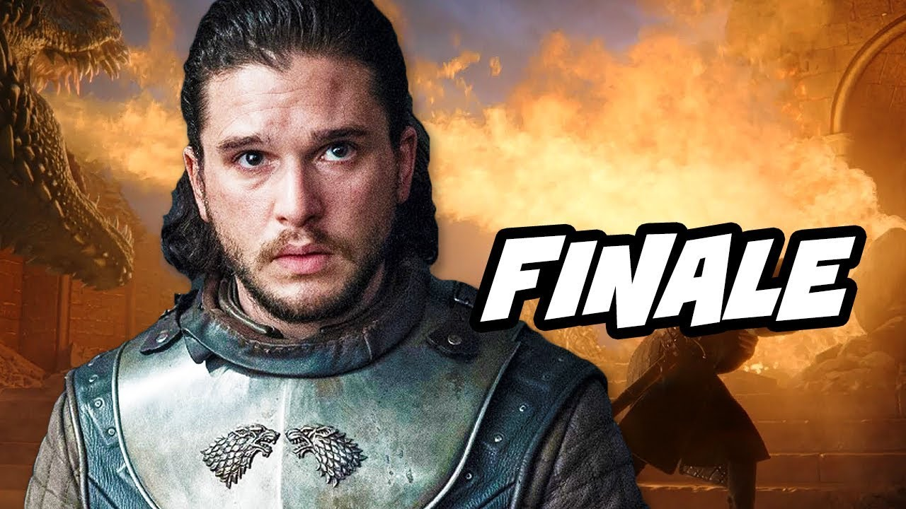Download Game Of Thrones Season 8 Episode 6 Finale Ending Explained and Book Changes