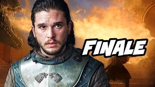 Game Of Thrones Season 8 Episode 6 Finale Ending Explained, A Song of Ice and Fire Book Changes, Jon Snow, Daenerys, Sansa, Arya, Bran Stark ► https://bit.ly/AwesomeSubscribe Game Of Thrones Season 8 Episode 6 Finale Easter Eggs ► http://bit.ly/2Wfw6wQ Watchmen HBO Season 1 Official Trailer ► http://bit.ly/2HqWYk5 Emergency Awesome 2017 Hype Trailer ► https://bit.ly/2iD2GVL  Covering Game Of Thrones Season 8 Episode 6 Finale Ending Scenes and A Song of Ice and Fire Book Ending Changes per George RR Martin. Jon Snow, Daenerys Targaryen, Sansa, Arya, Bran Stark, Tyrion Lannister, Daenerys' Dragons, The Night King, White Walkers, Winds of Winter and A Dream of Spring.   I'll do a new Game of Thrones Finale Q&A video soon, Bonus GoT Episode airs next Sunday. I'll be doing GoT Prequel videos, Watchmen HBO, The Witcher and the new Lord of the Rings Series videos. Not including all the regular Marvel and DC Comics Movie and tv series videos!  Twitch Channel https://twitch.tv/emergencyawesome Twitter  https://twitter.com/awesomemergency Facebook  https://facebook.com/emergencyawesome Instagram  https://instagram.com/emergencyawesome Tumblr  https://robotchallenger.com   ::Playlists For Shows::  New Emergency Awesome ► https://bit.ly/EmergencyAwesome Game of Thrones Season 8 ► https://bit.ly/GameOfThronesSeason4 Avengers Infinity War and Marvel Movies ► https://bit.ly/SpiderManAvengersMovie Rick and Morty Season 4 ► https://bit.ly/RickandMortyS3 Dragon Ball Super Episodes ► https://bit.ly/DragonBallSuperVideos Spider Man Far From Home ► https://bit.ly/SpiderManHomecoming The Flash Season 4 ► https://bit.ly/JusticeLeagueDCEU Deadpool Videos ► https://bit.ly/DeadpoolMaximumEffort Justice League Batman and DC Movies ► https://bit.ly/JusticeLeagueDCEU Star Wars Episode 9 ► https://bit.ly/StarWarsEpisode8movie   My Website ► https://emergencyawesome.com   THANKS FOR WATCHING!!