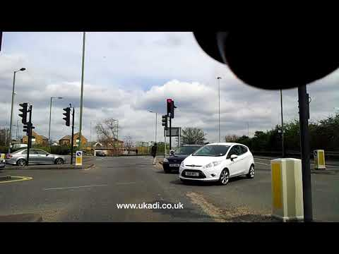 New Driving Test 4th Dec 2017 Following SatNav Independent Section Tips