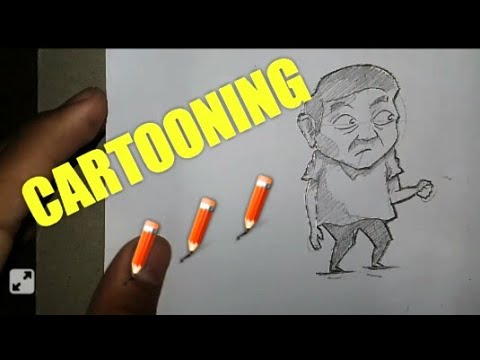 How To Draw Cartoon For Editorial Cartooning