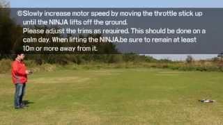 NINJA 400MR Instruction movie -Flight