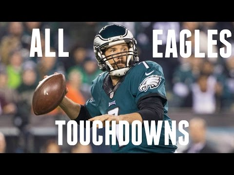 ALL Philadelphia Eagles Touchdowns 2015 ᴴᴰ