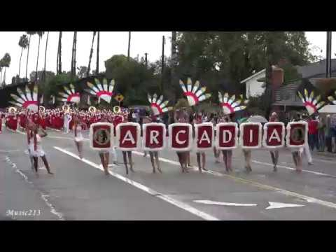 Arcadia HS - March of the Women Marines - 2018 Placentia Band Review