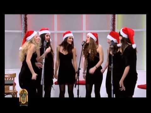 6 Cluster Voices Jingle Bells