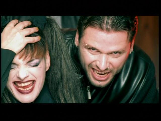 OOMPH! feat. Nina Hagen - Fieber [HD]