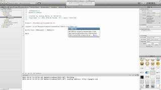 iOS 6 Web Service Tutorial: Part 1