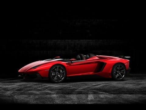 Lamborghini Aventador J | 2012 Geneva Auto Show