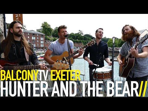 HUNTER AND THE BEAR - OH DAISY (BalconyTV)