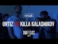 Download DFWBL | Battle Rap | Ortiz vs Killa Kala$nikov | #DraftClass2K17
