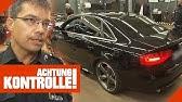 Zu laut! Auspuffanlage vom Audi ist komplett umgebaut! | Achtung Kontrolle | Kabel Eins