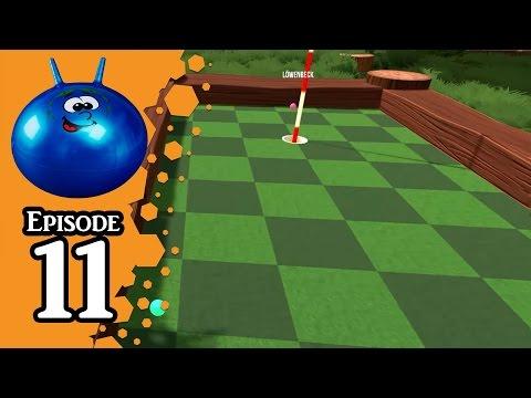 Dansk Golf With Friends - EP 11 - Hoppe Bolde!