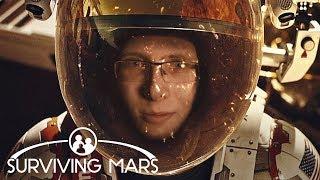 Surviving Mars. Первые впечатления