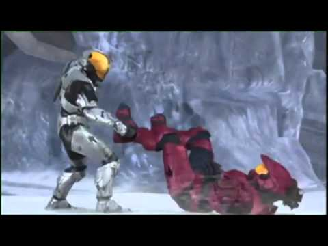 Red Vs Blue am Down By Thousand Foot Krutch