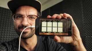 Usar o iphone como um instrumento musical || Tutorial