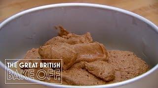 Making And Baking The Sachertorte - The Great British Bake Off